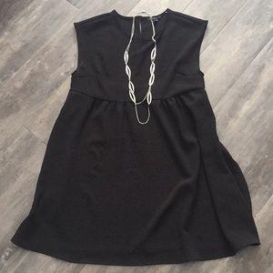 Cute black dress, size M